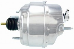 Power Brake Booster, Chrome A/M