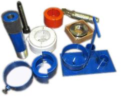 """Axle Carrier/Pinion Bearing Puller for Dana 30/44/60/70/80 & Ford 9""""/10.25""""/10.5"""", More (MAJOR KIT)"""