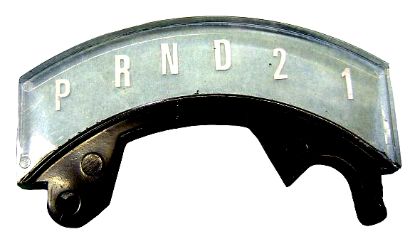 Shift Indicator - Automatic, 74-77 Ford Bronco