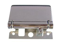Paddle Handle - Driver, Chrome, 68-77 Ford Bronco