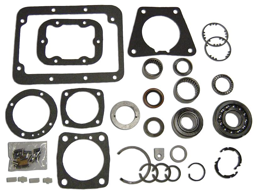 NP435 Overhaul Kit