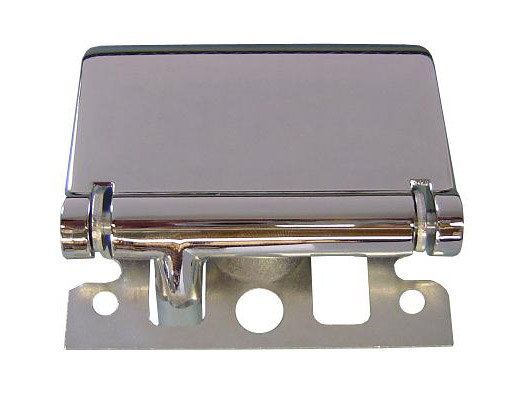 Chrome Paddle Door Handle, Passenger, 68-77 Ford Bronco