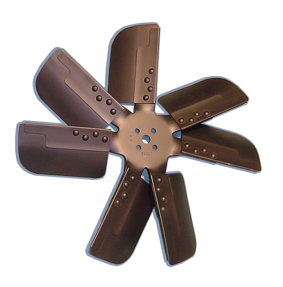 7 Blade Radiator Fan - Factory Style, 289/302/351W V8