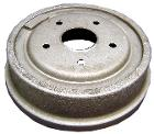 Brake Drum - Rear, 11 x 2.25, 76-77 Ford Bronco, New