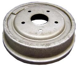 Brake Drum - Rear, 11 x 2.25, 76-86 Ford Trucks