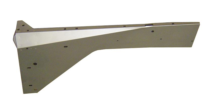 Front Inner Fender Skirt - Driver Side