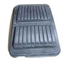 Brake Pedal Pad - Small, Emergency Brake
