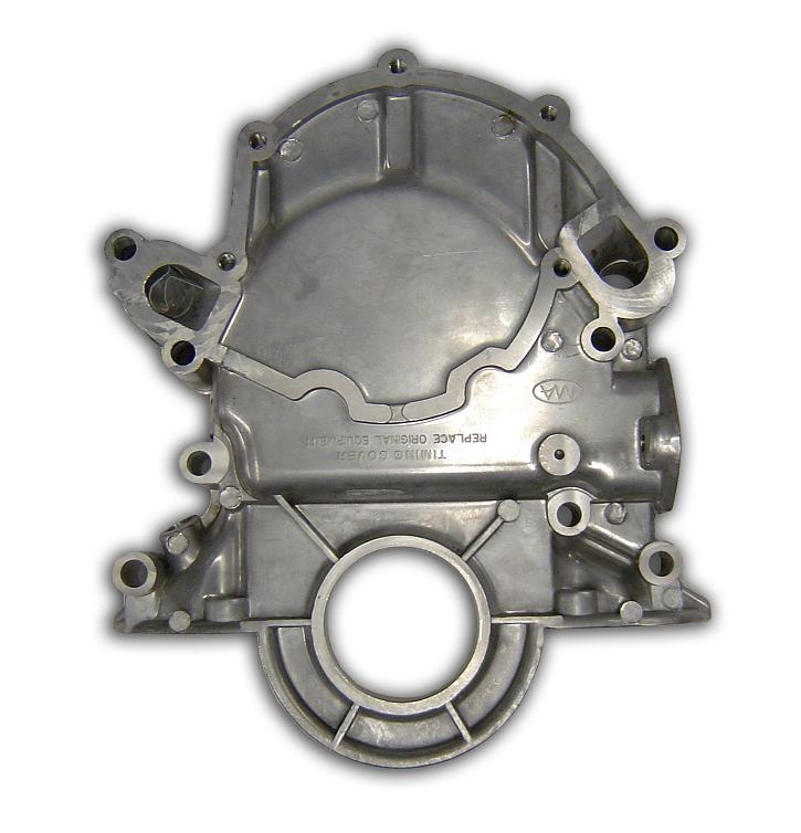 Timing Chain Cover - Fits 289, 302 & 351w