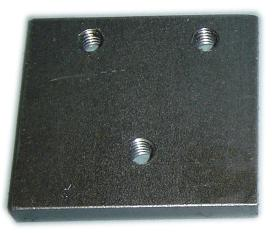 Door Hinge Backing Plate
