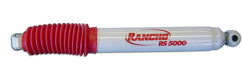 Rancho RS5000 Shock Absorber, Specify Application, (each)