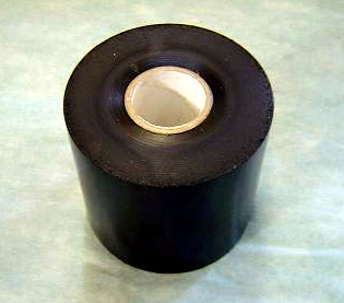 "Black Vinyl Interior Bar Tape - 4"" Roll x 100 Feet"