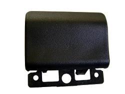 Paddle Handle - Passenger, Black, OEM, 68-77 Ford Bronco (each)