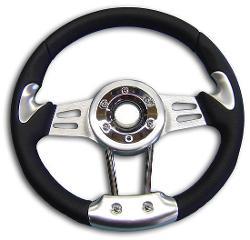 Deluxe Steering Wheel w/Adapter