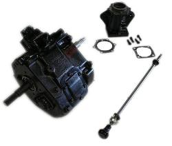 NP435 Transmission & Adapter Kit, Rebuilt