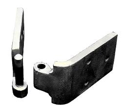 Quick Release Door Hinges - Driver, Per Door