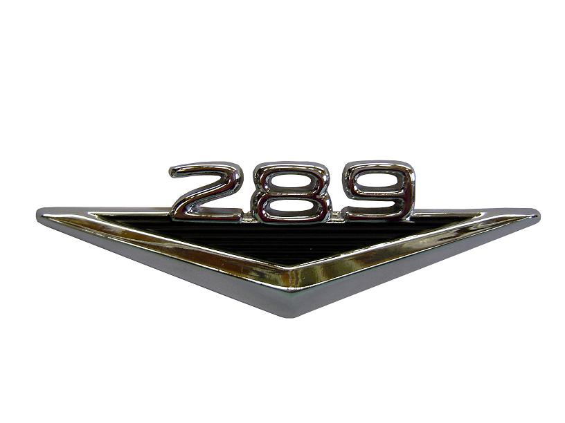 Fender Script Emblem - Engine, 289 (each)