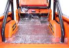 Half Cab/Front Floor Board Insulation Kit