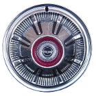 Hub Cap - Rear (each)
