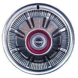 Rear Hub Cap - 67-77 Ford Bronco