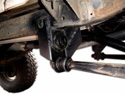 "Radius Arm Drop Brackets - For 3"" to 5.5"" Lift Kits, 66-77 Ford Bronco, New"