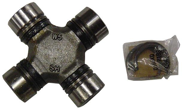 U-Joint - Stock, Dana 30 & 44