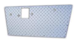 Door Panels - Diamond Plate, 68-77 Ford Bronco (per pair)