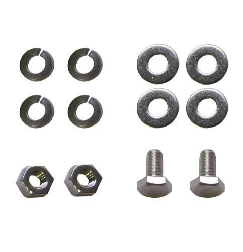 Radiator Bolt Kit, V8, Stainless