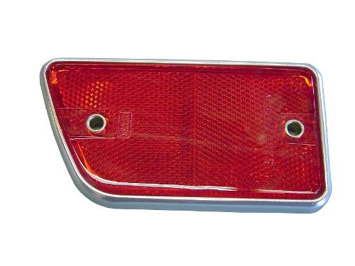 Rear Red Side Marker - Driver, 68-69 Ford Bronco & Truck