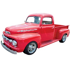 1948-1952 F-Series Ford Truck Parts