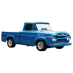 1957-1960 Ford F-Series Truck Parts