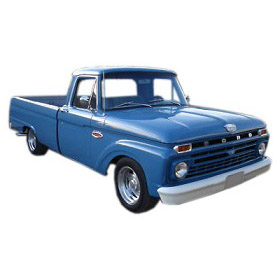 1961-1966 Ford F-Series Truck Parts