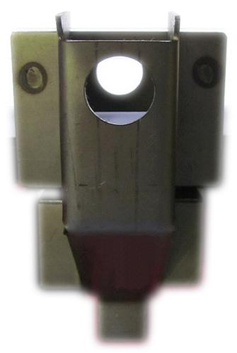 Windshield Frame Support Locking Bracket