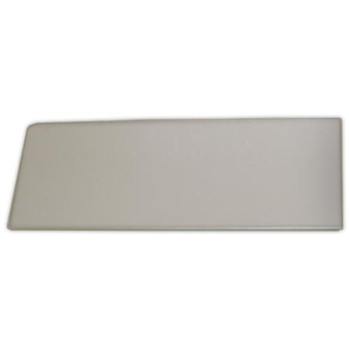 Hard Top Side Window Glass - Tinted, Driver or Passenger, each