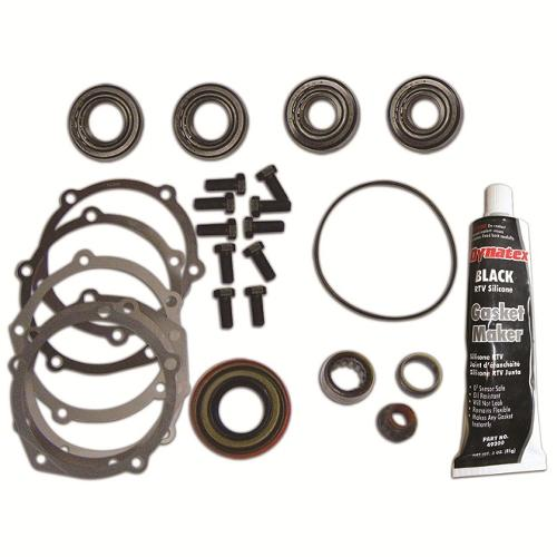 "Ring & Pinion Bearing Kit w/Shims - Ford 9"", 66-77 Ford Bronco"