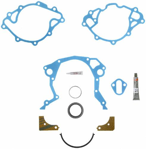 Timing Chain Cover Gasket Kit, 289/302/351W V8