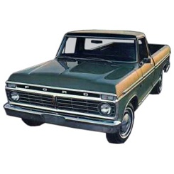 Ford Truck Parts >> Ford Truck Parts Toms Bronco Parts