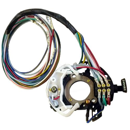 add on turn signal switch wiring diagram turn signal switch manual oe quality 74 77 ford bronco