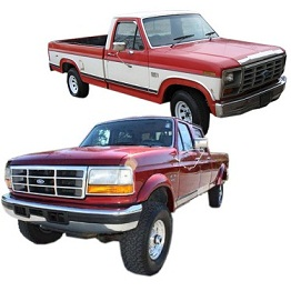 Ford F250 Parts >> Ford Truck Parts Toms Bronco Parts