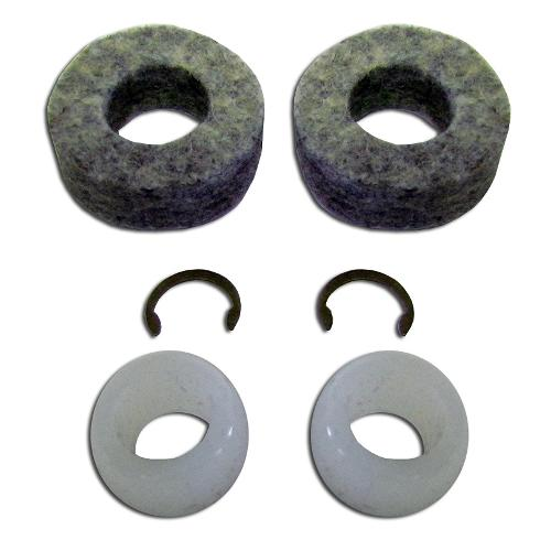 Bell Crank Bushing & Felt Kit