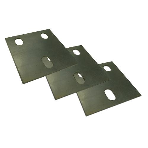Door Hinge Shim Kit - Single Hinge (Requires 4 per Bronco)