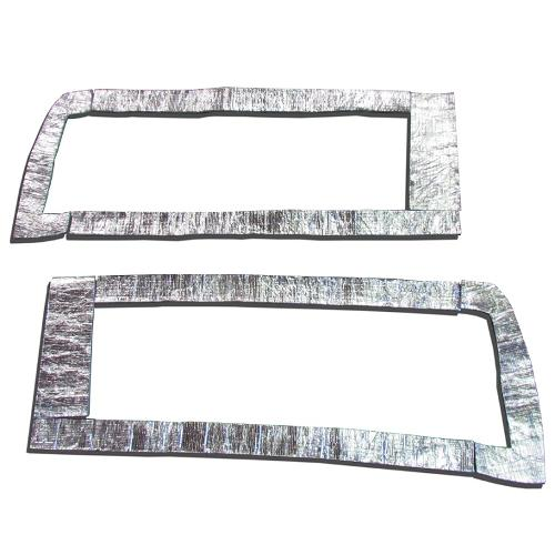 Hard Top Side Window Insulation Kit