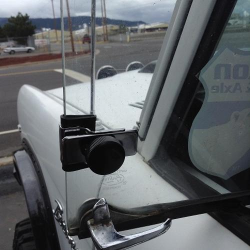 Vent Window Locks - Toms Bronco Parts