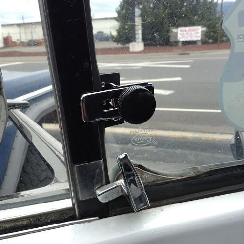 Vent Window Locks Toms Bronco Parts