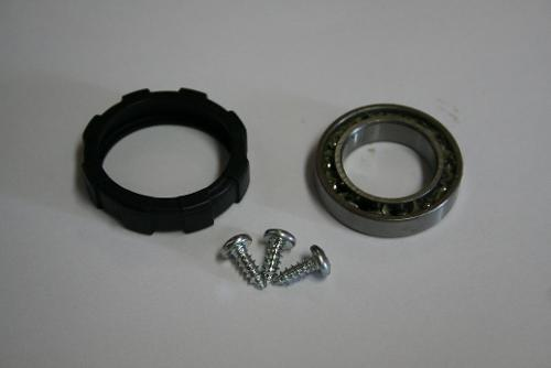 Steering Column Bearing Rebuild Kit - Lower, 76-77 Ford Bronco