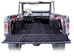 Premium Black Full Carpet Kit 77 Bronco Toms Bronco Parts