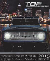 2016 Tom's Bronco Parts Catalog - 66-77 Ford Bronco - Toms ...