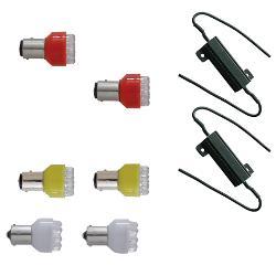 LED Bulb Kit for Exterior Lights, 67-69 Ford Bronco, New