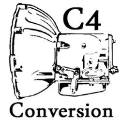 NEW C4 Automatic Transmission Conversion Kit (NO Transmission)
