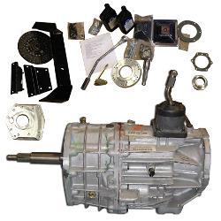 Rebuilt NV3550 5-spd Full Conversion Kit w/ Transmission