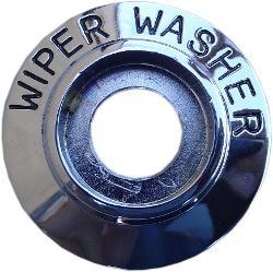 Wiper Switch Bezel w/Imprint, 69-72 Ford Bronco